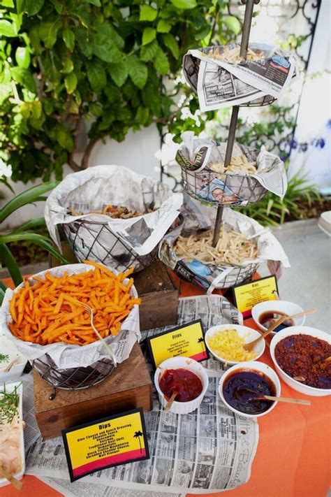 Top 10 Bar Foods by Top 10 Food Bar Ideas For Your Wedding Day Top Inspired