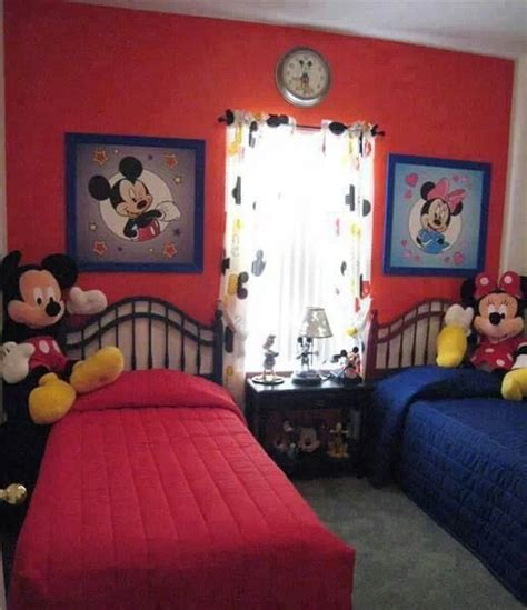 mickey mouse toddler room mickey mouse room boy and mickey minnie