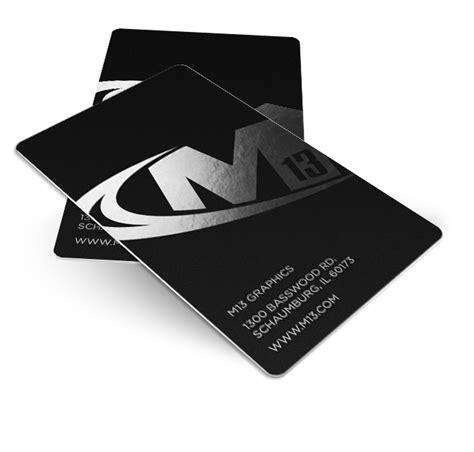 Foil Print Business Cards