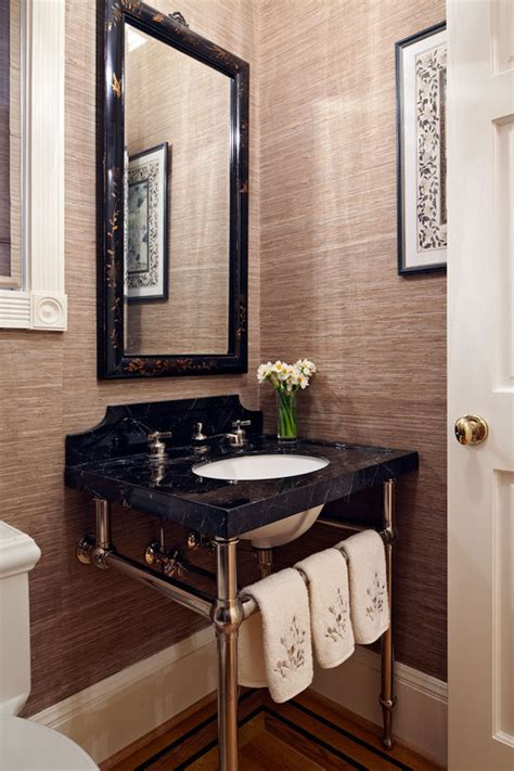 wallpaper trends for bathrooms bathroom trends to wallpaper or not that is the question