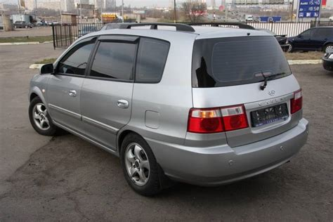 2004 Kia Reviews 2004 Kia Carens Images 1800cc For Sale