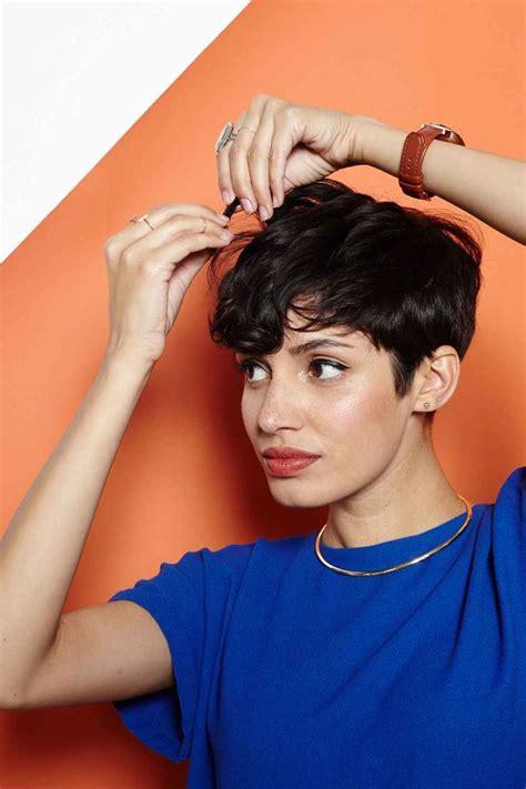step by step pixie haircut tutorial 62 best rihanna pixie cut goals images on pinterest
