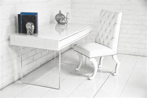 White Glass Desk www roomservicestore white starfire glass desk