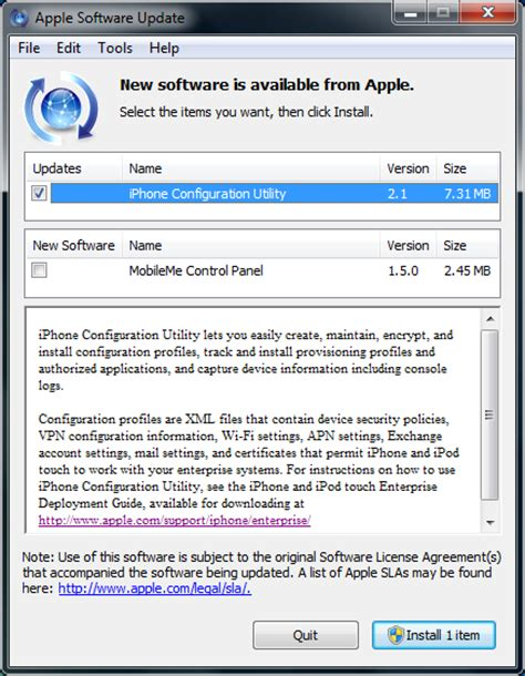 apple upgrade program apple pushes unwanted enterprise tool to windows users