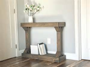 side table modern farmhouse collection ana white