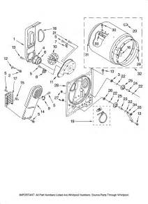 bulkhead parts optional parts not included diagram parts list for model ned5240tq0 amana
