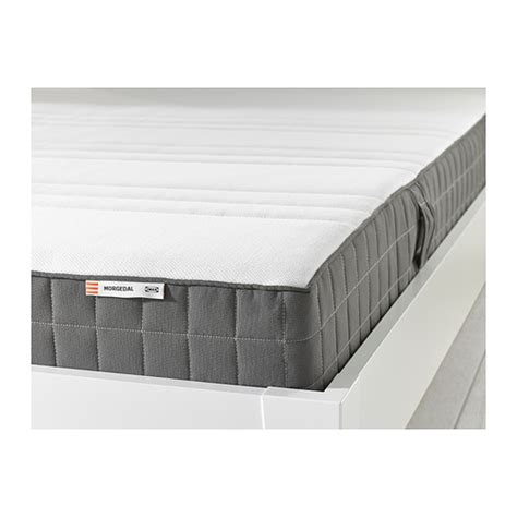 futon matratze ikea morgedal foam mattress firm gray ikea