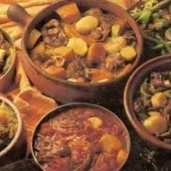 Traditional south african foods