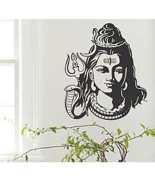 Wallsticker Wall Stiker 50x70 Am7106 Pink Flower Ii 1 wall decor upto 90 wall for home decoration snapdeal