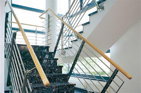 treppe edelstahlgeländer treppen gel 228 nder und balkone tews maschinen und
