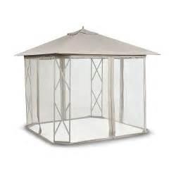 Sears Gazebo Canopy by Sears Whole Home Tampa 10 X 10 Gazebo Garden Winds Canada
