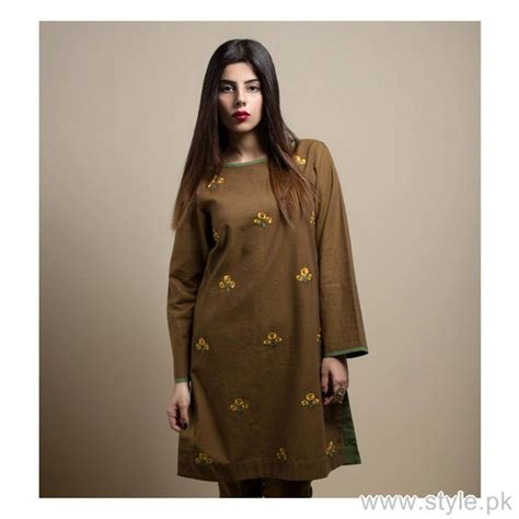 Coco By Zara Shahjahan Girls Winter Collection 2016 | coco by zara shahjahan winter collection 2016 for girls