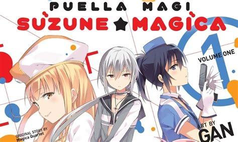 Puella Magi Suzune Magica Vol 3 icv2 review puella magi suzune magica vol 1 tp