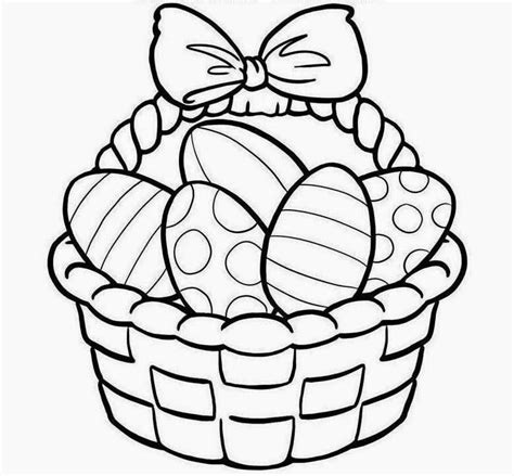 Kaos Bunny And Egg Basket Drawing easter basket drawings happy easter white