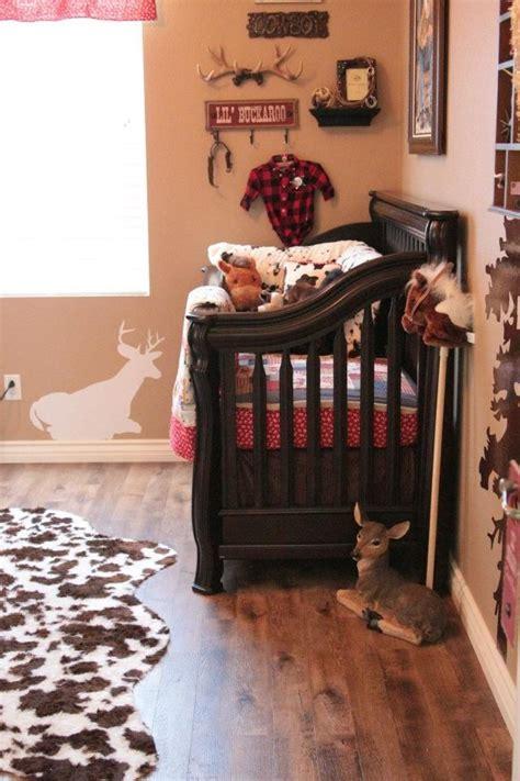 Cowhide Rug Nursery - cowboy country nursery i m gonna need a cowhide rug in our