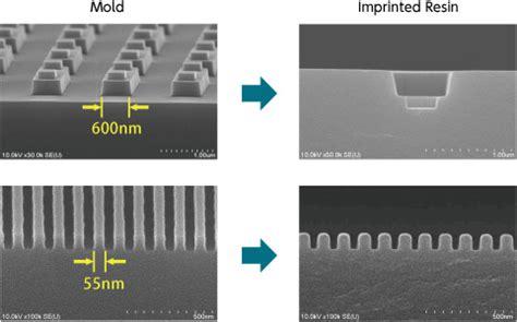 nanoimprint solution toppan printing