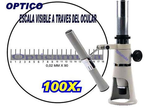 lada microscopio microscopio reticulado tpm equipos mexico