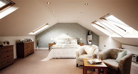 Loft Conversion Bathroom Ideas by Bedroom Suites Trussloft Uk