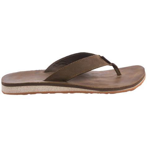 Sandal Wedges Jepit Spon 64 teva classic flip premium sandals for save 64
