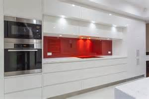 superb Contemporary Kitchen Colors #1: White-Contemporary-Kitchens.jpg