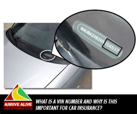 What Is A Vin Number For A Car by What Is A Vin Number And Why Is This Important For Car