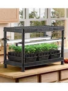Kitchen Grow Lights 9 Best Images About Kitchen Gardening On Kitchen Herb Gardens Planters And Porches