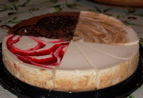 multi flavor cheesecake blisstree