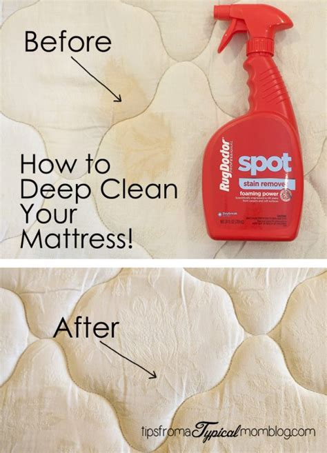 how to deep clean how to deep clean your mattress tips from a typical mom