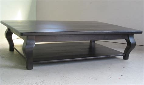 black washed oak coffee table lake and mountain home