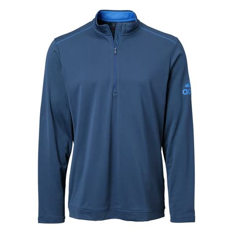 Comfortable Jackets by New Adidas Climawarm Classic 1 2 Zip Golf Pullover