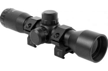Original Telescope Walter 3 9x40 Dual Illuminated Compact Scope aim sports 4x32 compact rifle scope w rings mil dot reticle jtm432b jtr432b aim sports inc