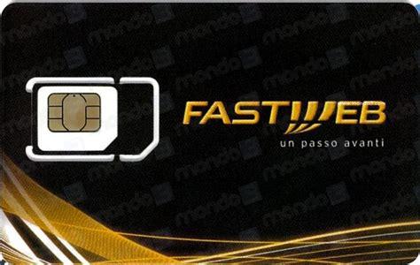 fastweb mobile forum sim 4g fastweb mobile mvno in tutta italia dal 9