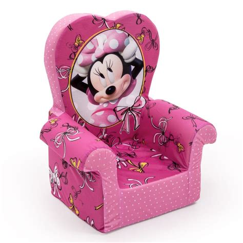 Minnie Mouse Recliner by Spin Master Marshmallow Furniture High Back Chair Minnie