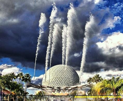 epcot orlando florida theme park third most visited theme park in u pictures to pin on pinterest
