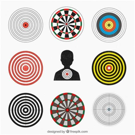 free printable targets to download the firearm blogthe target shooting gun outline icons free download