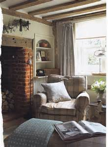 Cottage Sitting Room - pin by bernard toulgoat on country cottage living room pinterest