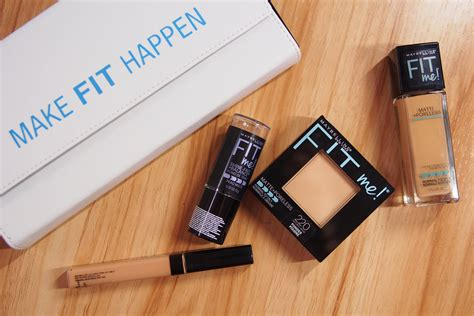 l shades on line the maybelline fit me line what to get the complete