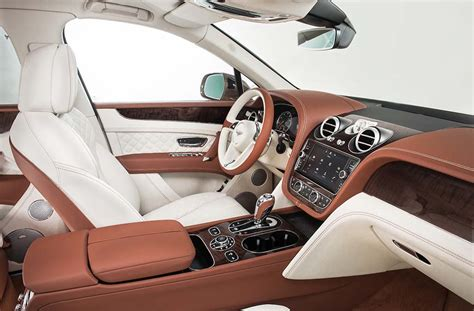 bentley bentayga interior black bentley ready to conquer the world with bentayga suv