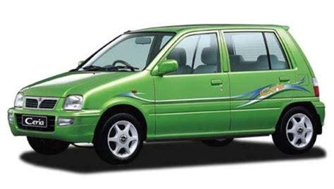 Suzuki Ceria 1990 Daihatsu Mira Iii Overview