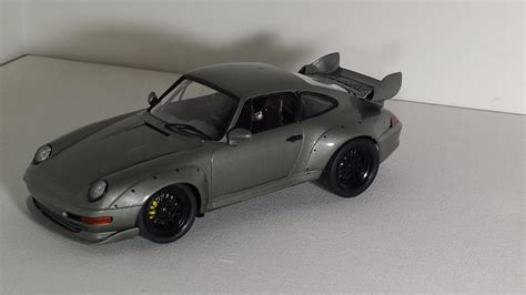 tamiya porsche tamiya porsche 911 gt2 under glass model cars magazine