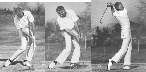 john schlee golf swing rare john schlee swing sequences 171 persimmon golf today