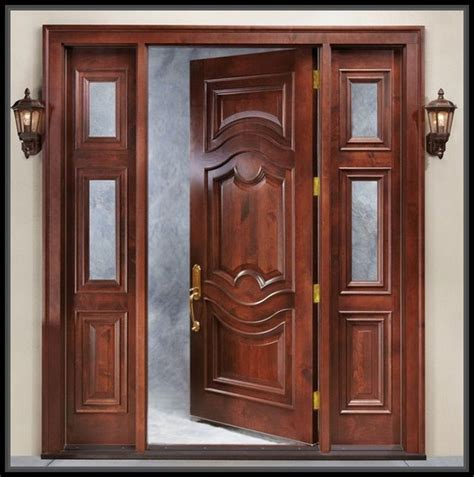 140 best wood door images on wood doors