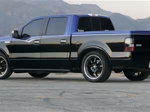 22 Inch Ford Truck Wheels 2007 Ford F150 22 Inch Rims Truckin Magazine