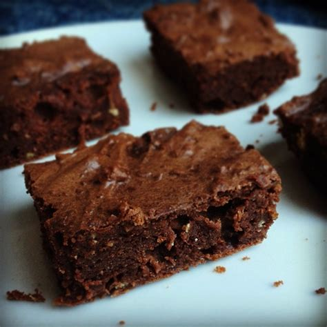 protein brownies ripped recipes chocolate protein brownies