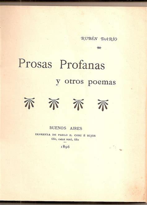 prosas profanas y otros 1117124606 galeria on emaze