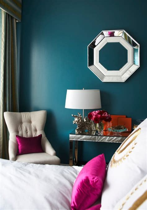 red and teal bedroom home decor home lighting blog 187 pink room