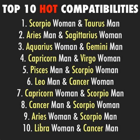 aries man and capricorn woman in bed zodiac compatibles