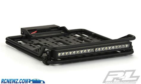 Proline Rack by Pro Line Overland Scale Rc Roof Rack Rcnewz
