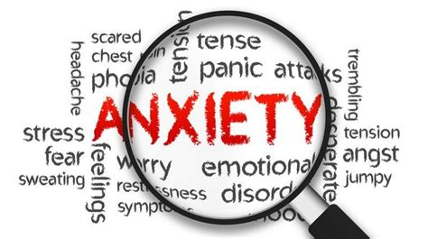 test your level do you an anxiety disorder test your fear level