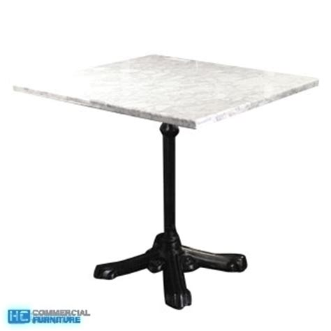 marble top cafe table ct113 hccf commercial furniture